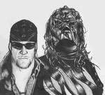 Kane and taker
