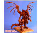 A Clockwork Cthulhu_Unfinished Maquette