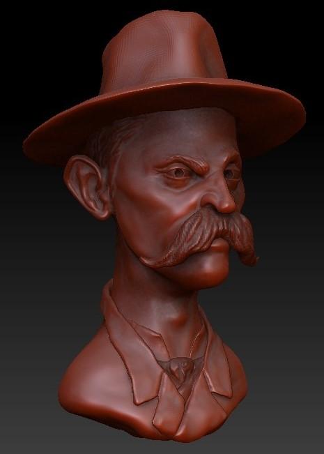 Wyatt Earp by shaungent
