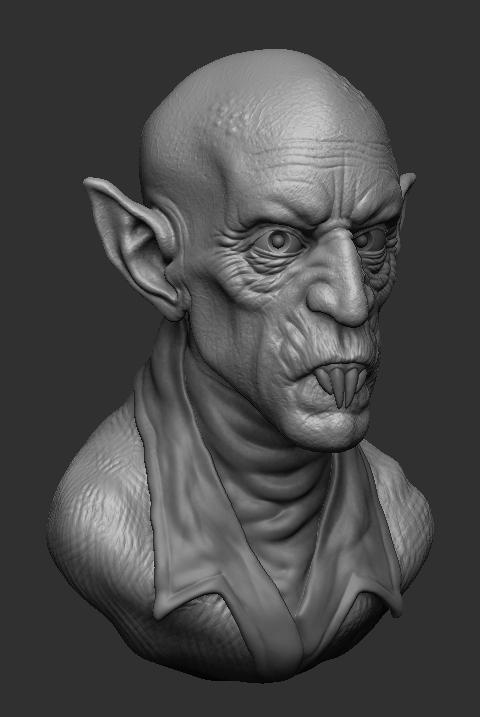 Nosferatu by shaungent