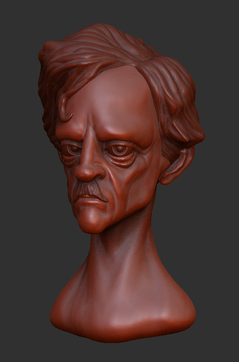 Poe(in progress) by shaungent