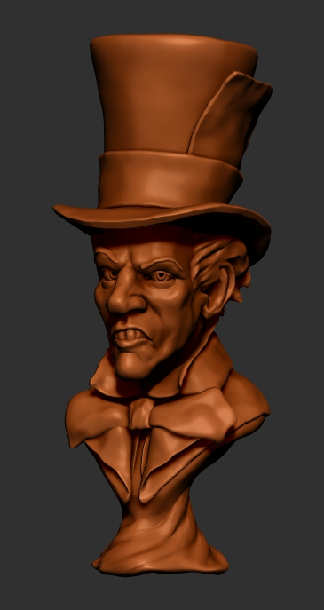 Mad Hatter by shaungent