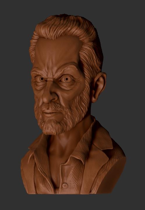 Wolverine by shaungent
