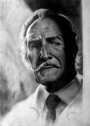 Vincent Price by Pidimoro