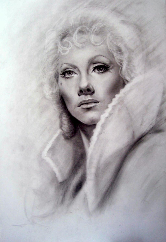 Countess Dracula (Ingrid Pitt) by Pidimoro