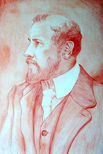 Klimt by Pidimoro