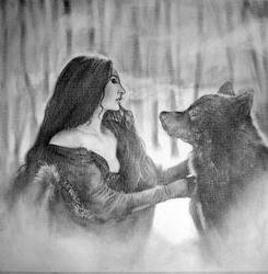 The Beauty and the Wolf