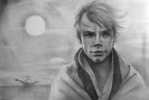 Luke Skywalker by Pidimoro