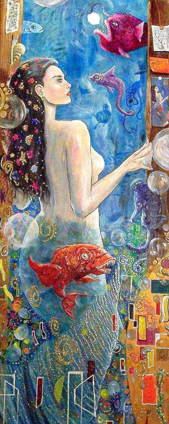 Mermaide by Pidimoro