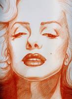 Marilyn by Pidimoro