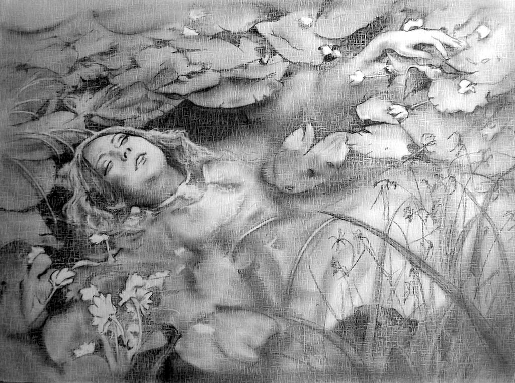 Ophelia by Pidimoro