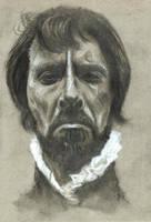 Christopher Lee, Captain  Robeles by Pidimoro
