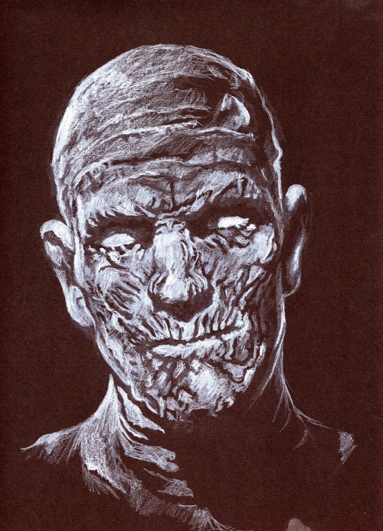 The Mummy by Pidimoro