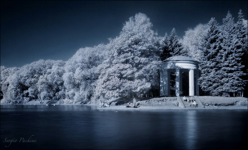 infrared summer 1 by SergioPachini 20 Stunning Infrared Pictures