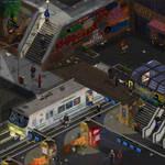 Subway Cityscape