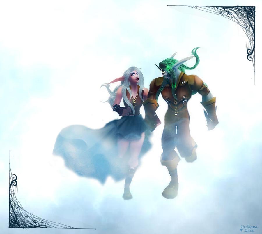 Mana and Luna by Lexxi-on