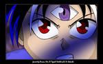 Hiei's Fight