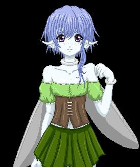Ghost Shards: Aelina by StarGGundam2