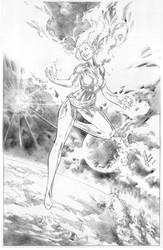 Dark Phoenix commission