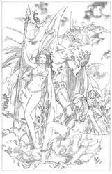 Rogue/Sauron commission