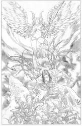 Darkness / Angelus commission