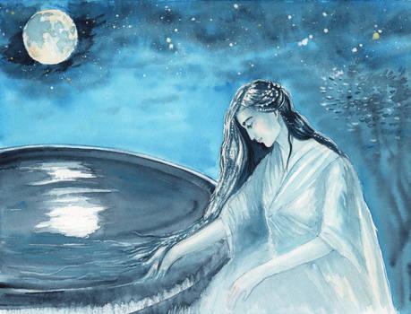 Moonlight in Doriath