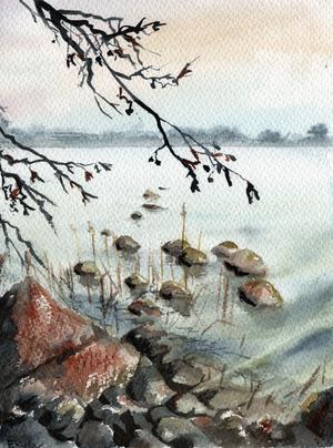 Baltic stones by Marhelf
