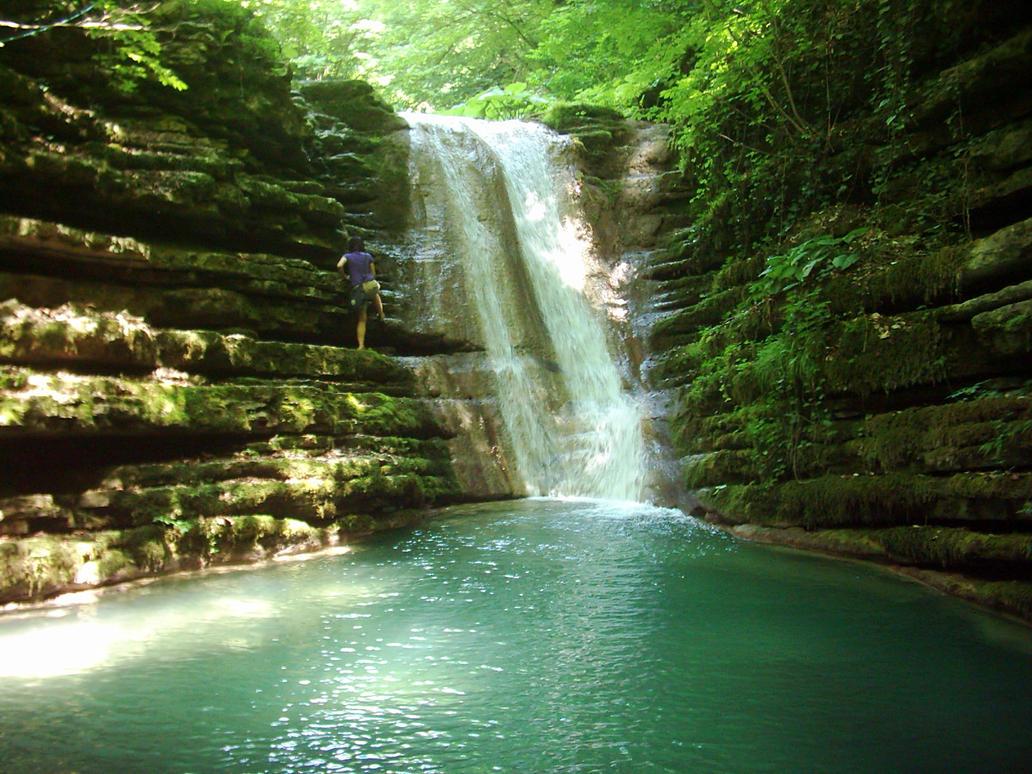 erfelek tatlica waterfall