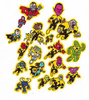 Sinestro Corps by Mbecks14