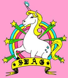 Unicorn Swag by Mbecks14