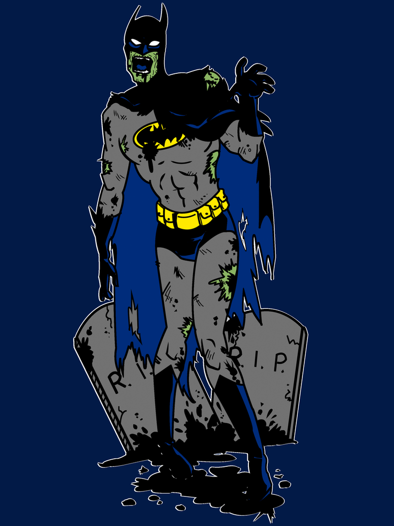 Dark Knight Rises From...Dead by Mbecks14