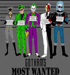 Gotham's Most Wanted