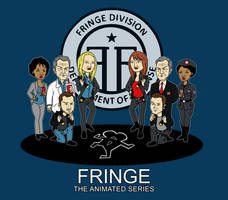 Fringe the Animated Series by Mbecks14