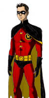 Tim Drake-Robin