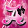 Pink Alphabet Series (A). by TheSkyWeepsAtNight