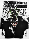 Joker Stencil 1989