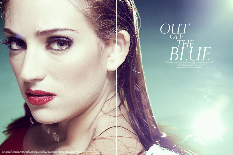 Out of the blue I by Ezt-Nazone