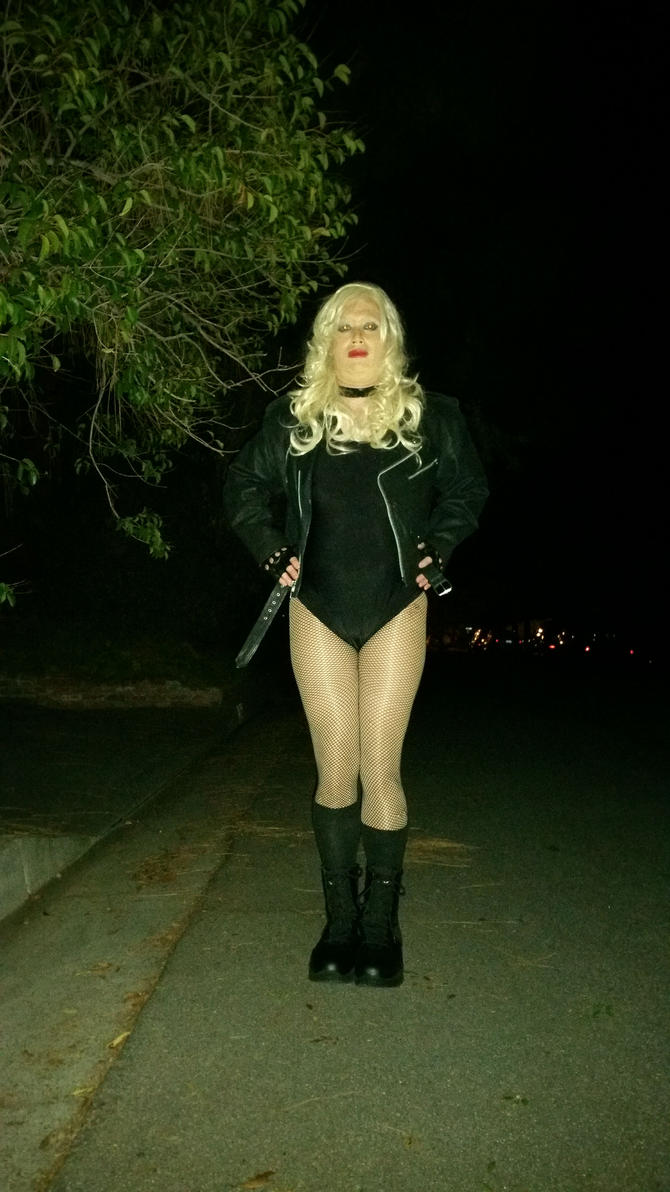Black Canary Cosplay Halloween 2016 by juliusquasar