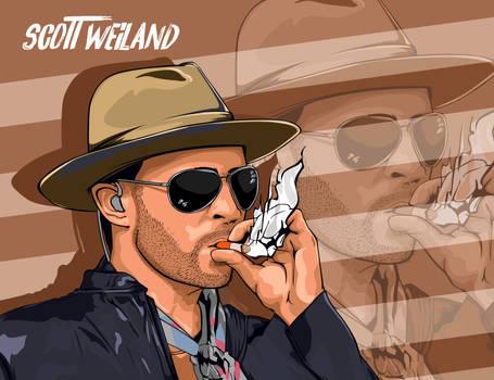 God of Grunge Scott Weiland