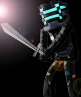 Minecraft Skin Dead Space by AxlGtzR--Unnamed