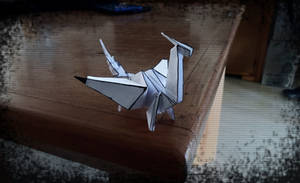 Paper Dragon by AxlGtzR--Unnamed