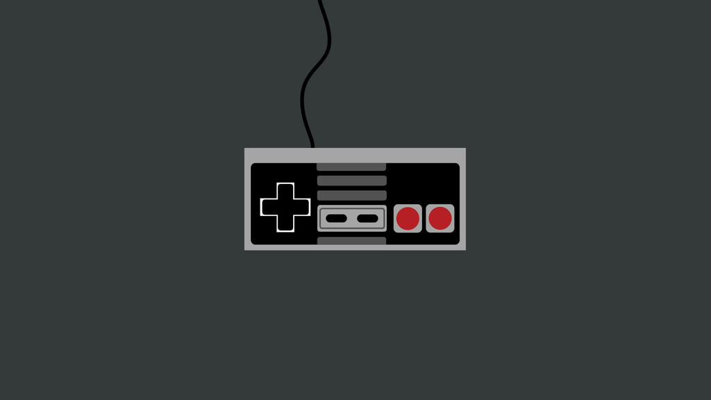 Nes Controller by AxlGtzR--Unnamed