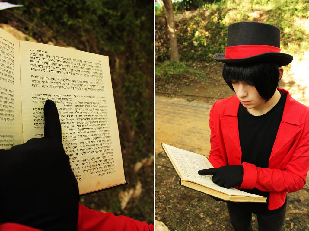 Holy Bible by KimuXGemini
