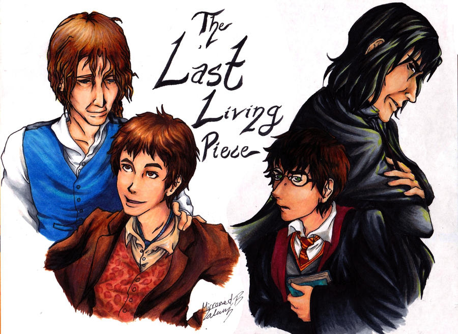 The Last Living Piece by kay-sama