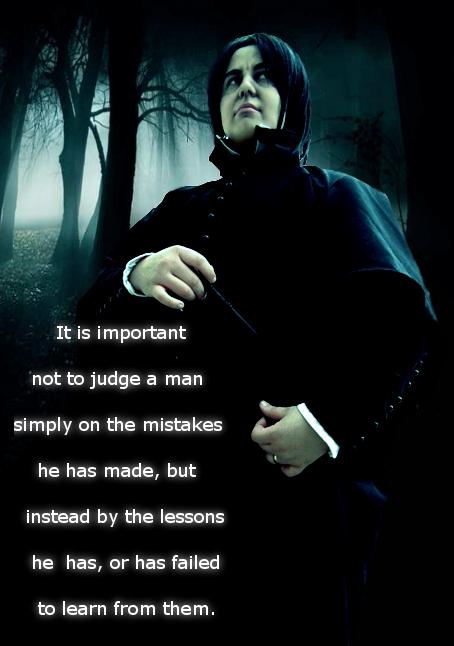 Severus Snape: Serpent's Wisdom by kay-sama on DeviantArt