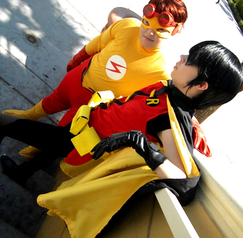 Young Justice: Stealthy by kay-sama