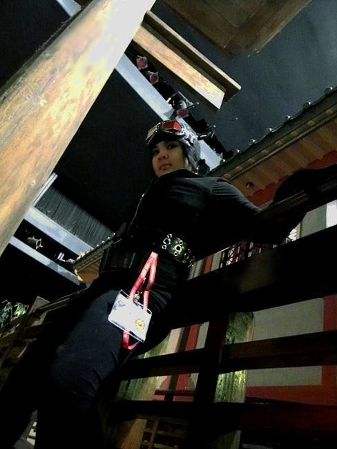 Animegacon: Burgling by kay-sama