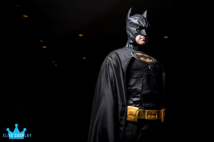Anime LA: The Dark Knight by kay-sama