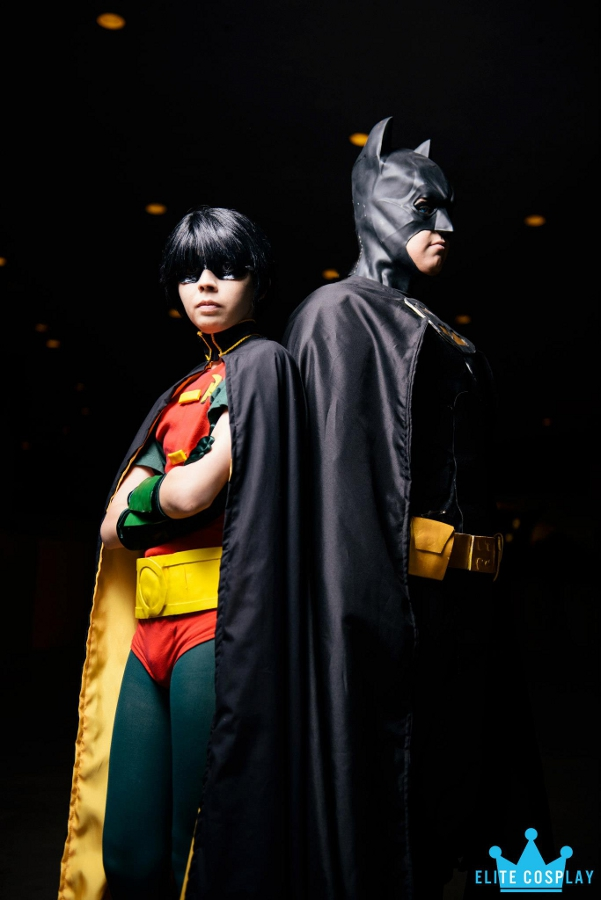 Anime LA: Light From Gotham's Shadows by kay-sama