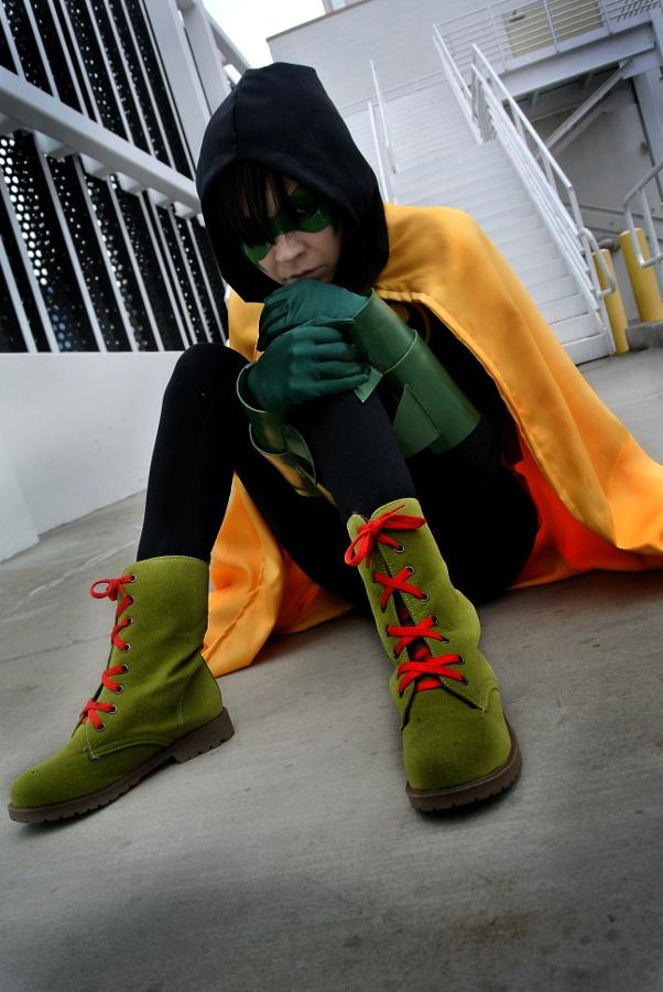 Damian Wayne: Demons by kay-sama